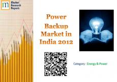 Power Backup Market in India 2012 Market Research Report