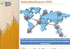 Content Delivery Networks (CDN) Outlook 2012-2016