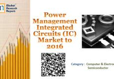 Power Management Integrated Circuits (IC) Market to 2016