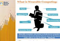 Wearable Computing Devices Market: Global Market Analysis and Forecast 2012-2017